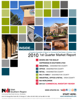 1st2010report St. George Utah Commercial Real Estate Market Reports