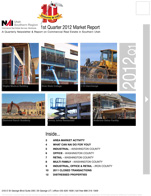 1st2012report St. George Utah Commercial Real Estate Market Reports