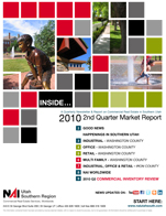 2nd2010report St. George Utah Commercial Real Estate Market Reports