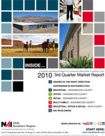 3rd2010report St. George Utah Commercial Real Estate Market Reports