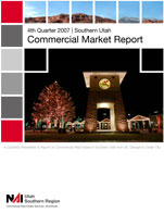 4th2007report St. George Utah Commercial Real Estate Market Reports
