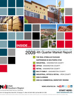 4th2009report St. George Utah Commercial Real Estate Market Reports