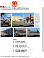 4th2011report St. George Utah Commercial Real Estate Market Reports