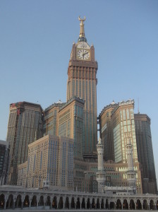 Abraj al Bait Towers 224x300 Scraping the Sky